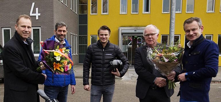 Case Noorderpoort - Leasefiets