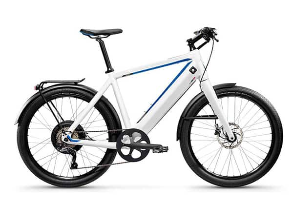 Stromer St1 x - BOVAG Leasefiets