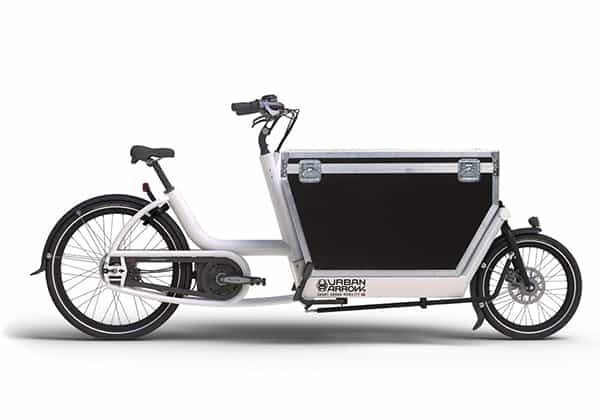 Urban Arrow Cargo L - Leasefiets