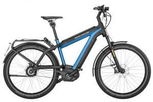 Riese & Muller Supercharger GT vario HS - leasefiets