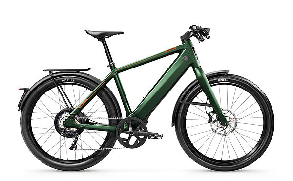 Stromer ST3 Launch Edition 2019 - Leasefiets